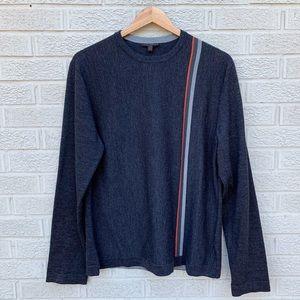 Banana Republic Crew Neck Merino Wool Sweater
